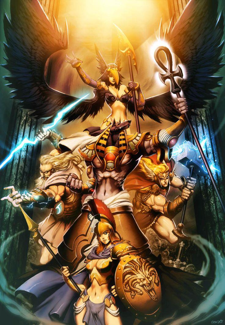 GODS-2