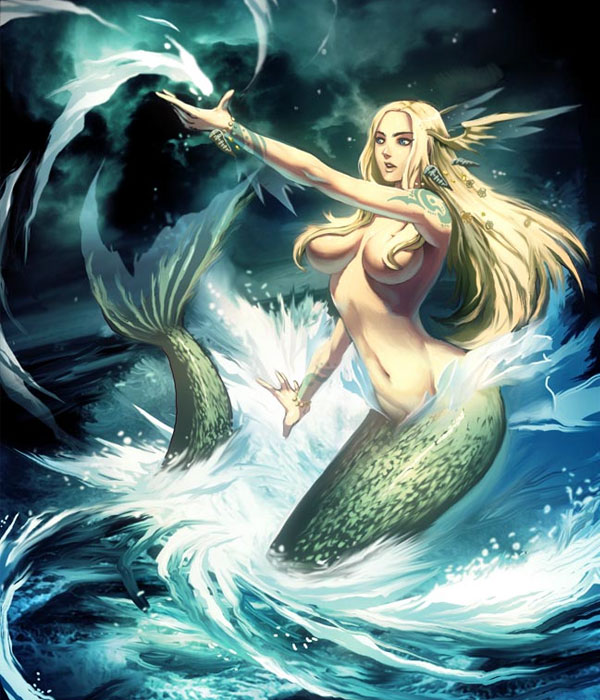 mermain-siren-water-sea-sexy-lady-fantasy-illustration