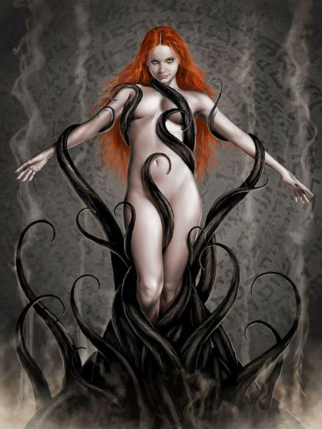 Ninlil - goddess of destiny (Sumerian)