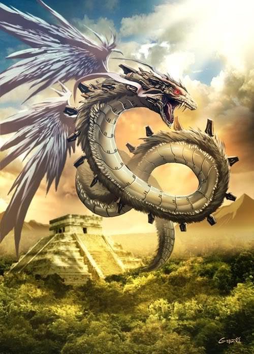 QuetzalcoatlbyGenzo