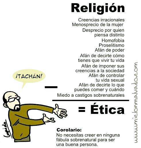 relicgion y etica