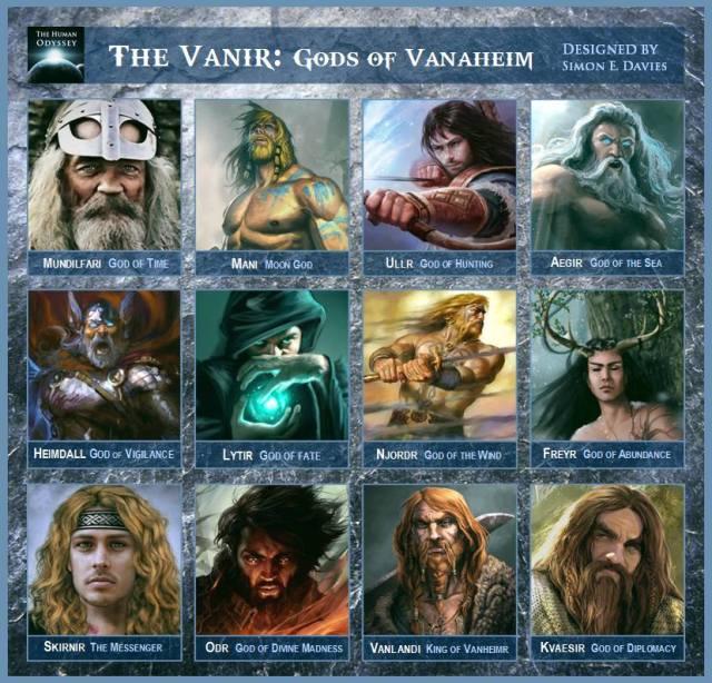 the vanir