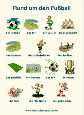 Magst du Fußball