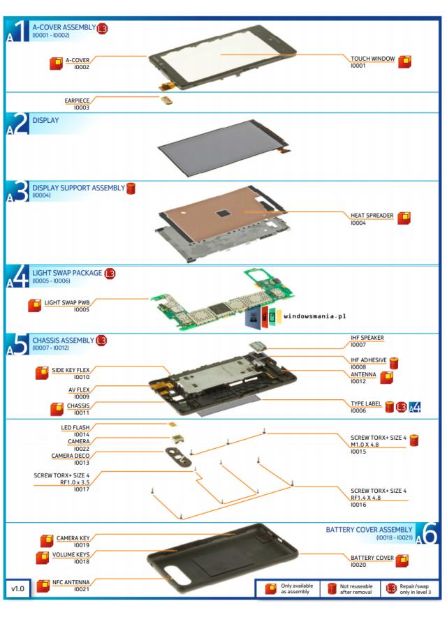 smartphone-parts-2 Lumia-820-diagram