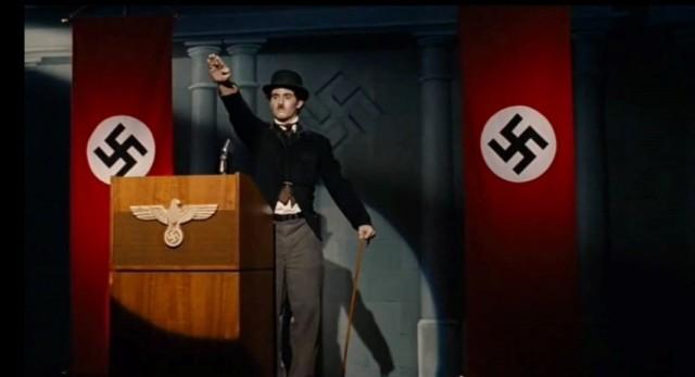 Chaplin-Hitler